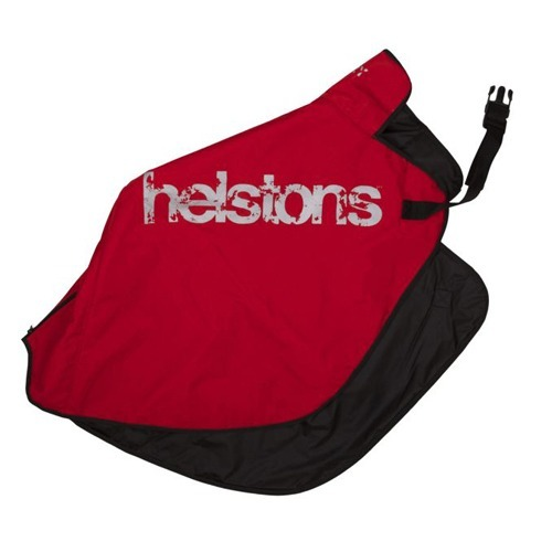 [헬스톤 레그워머] HELSTONS - SCOOTER APRON RED