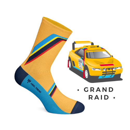 [힐트레드 양말] HEEL TREAD - GRAND RAID SOCKS