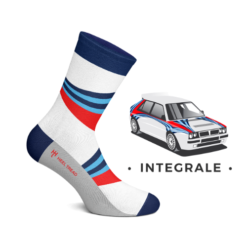[힐트레드 양말] HEEL TREAD - INTEGRALE SOCKS