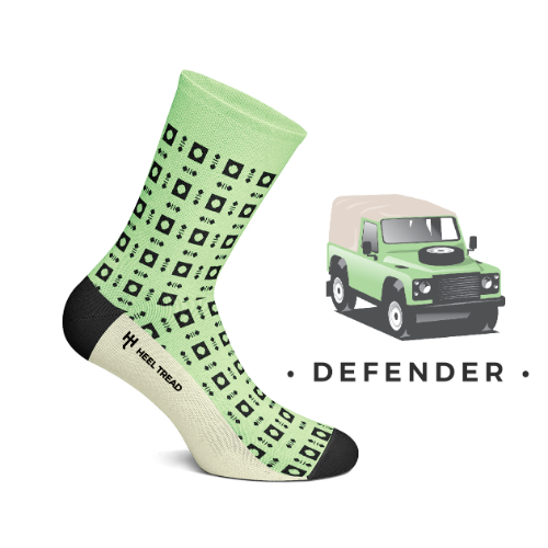 [힐트레드 양말] HEEL TREAD - DEFENDER SOCKS