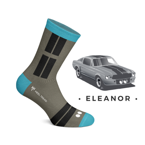 [힐트레드 양말] HEEL TREAD - ELEANOR SOCKS
