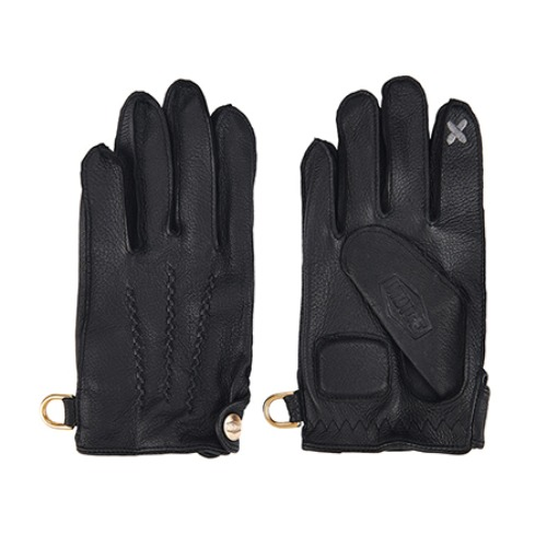 [인다이스 클래식 글러브] INDICE - Leather Classic Gloves SMART TOUCH (DEER/BLACK)