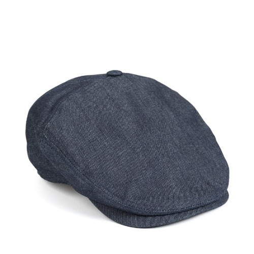 [와일드브릭스] WILD BRICKS - BS DENIM HUNTING CAP (denim)