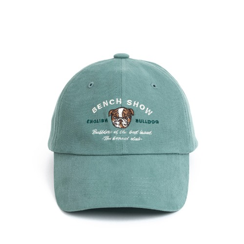 [와일드브릭스] WILD BRICKS - CT KENNEL CLUB CAP (aqua green)