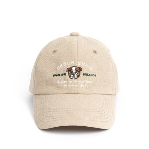 [와일드브릭스] WILD BRICKS - CT KENNEL CLUB CAP (beige)