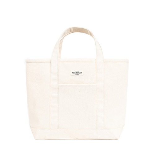 [와일드브릭스] WILD BRICKS - HEAVY CANVAS COAL BAG (ivory)