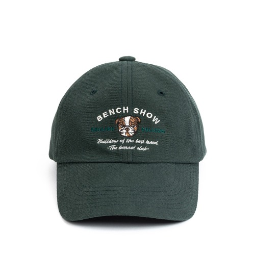 [와일드브릭스] WILD BRICKS - CT KENNEL CLUB CAP (green)